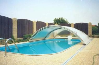 Накрытия и павильонов для бассейна