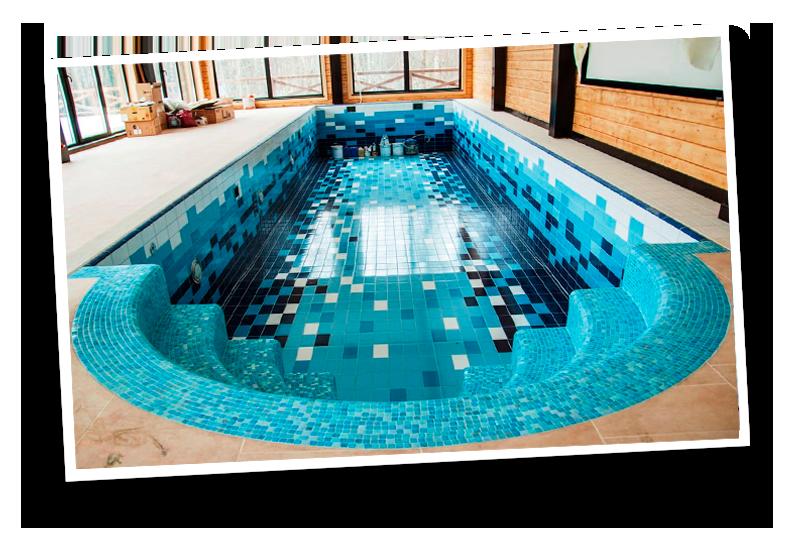 Строительтсво бетонных бассейнов